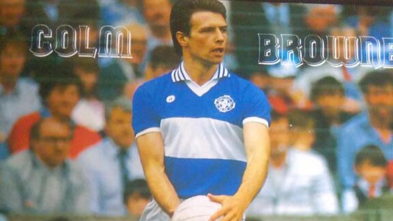 Colm Browne (Portlaoise)