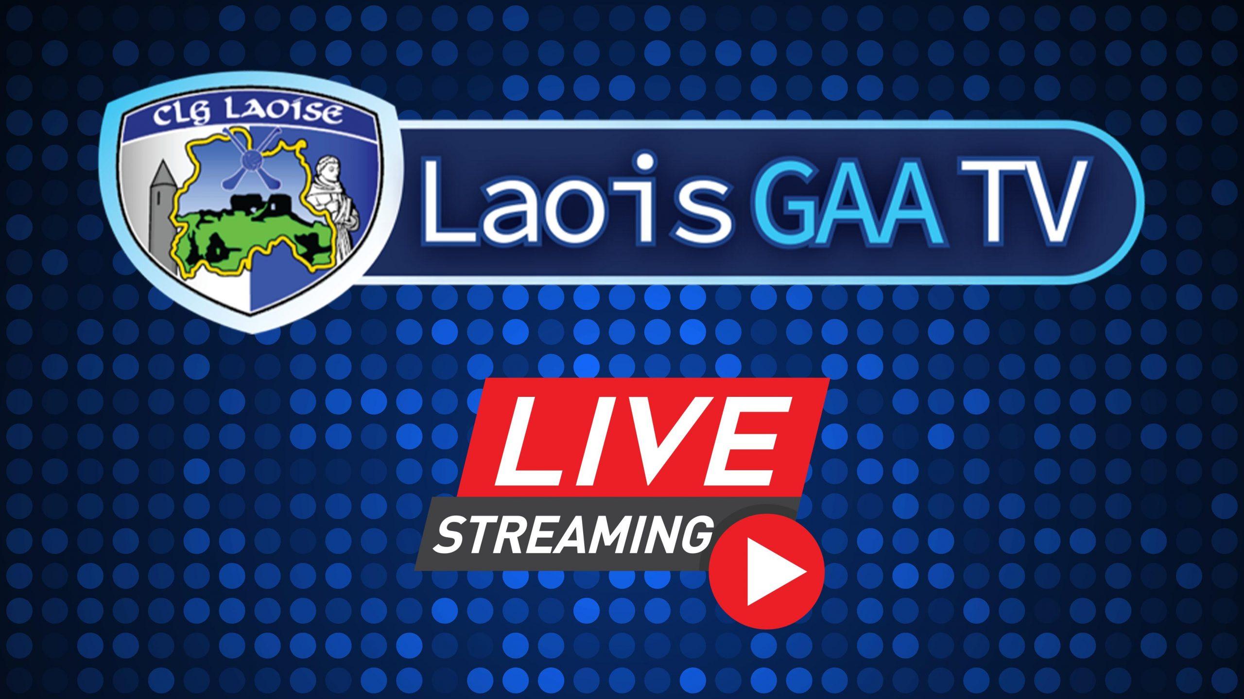 Laois GAA TV – Live