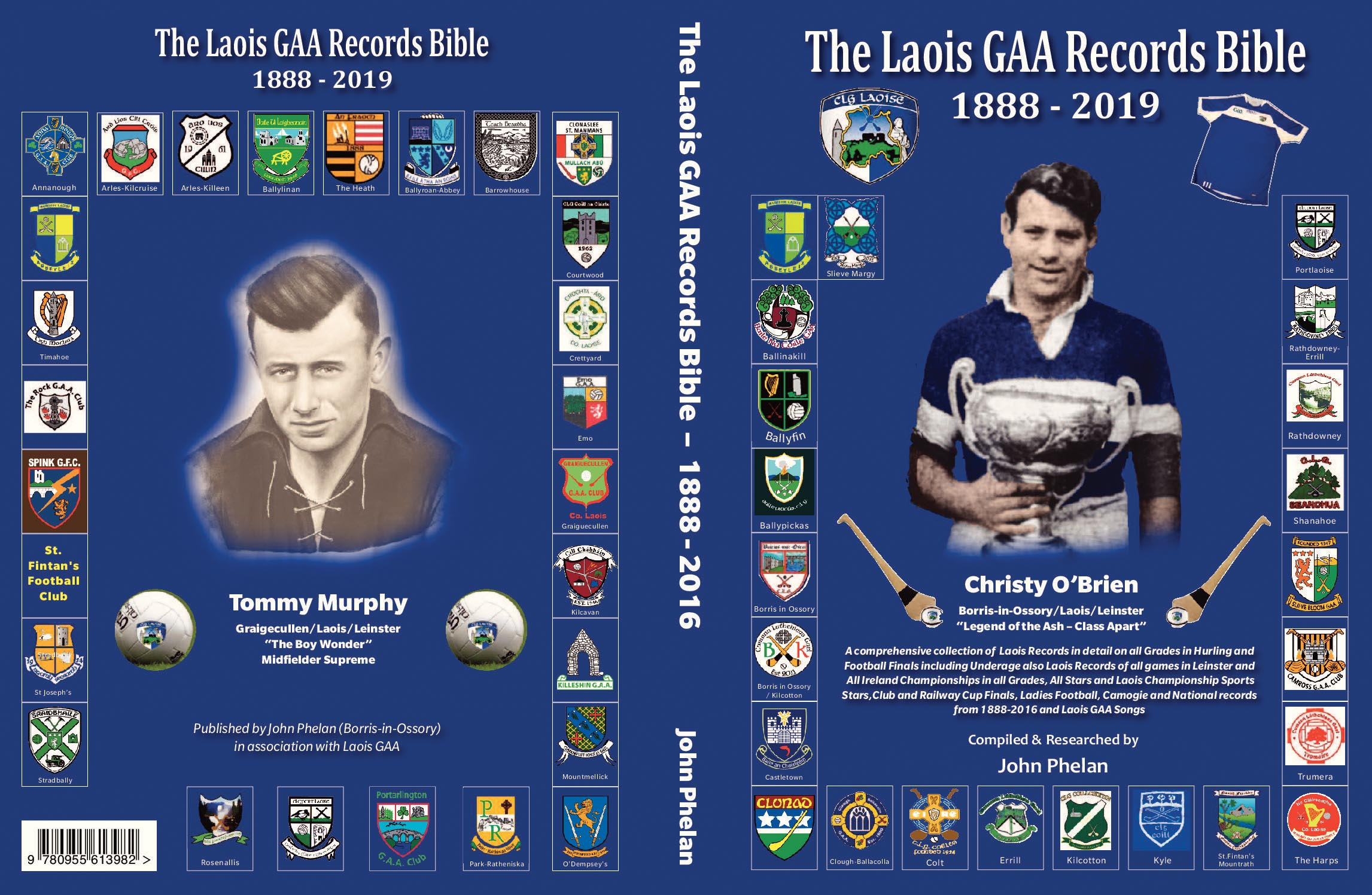 Laois GAA Record Bible