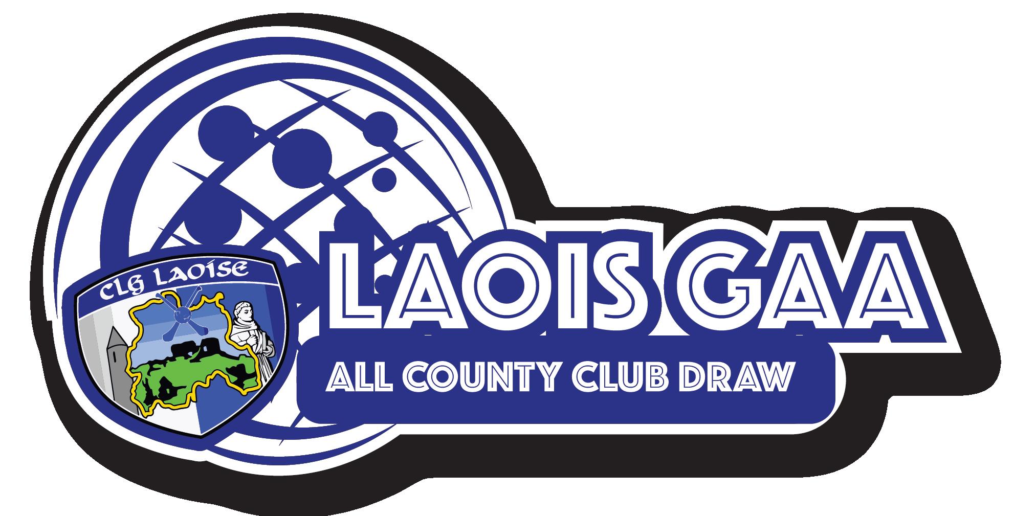 Laois GAA All County Clubs Members Draw